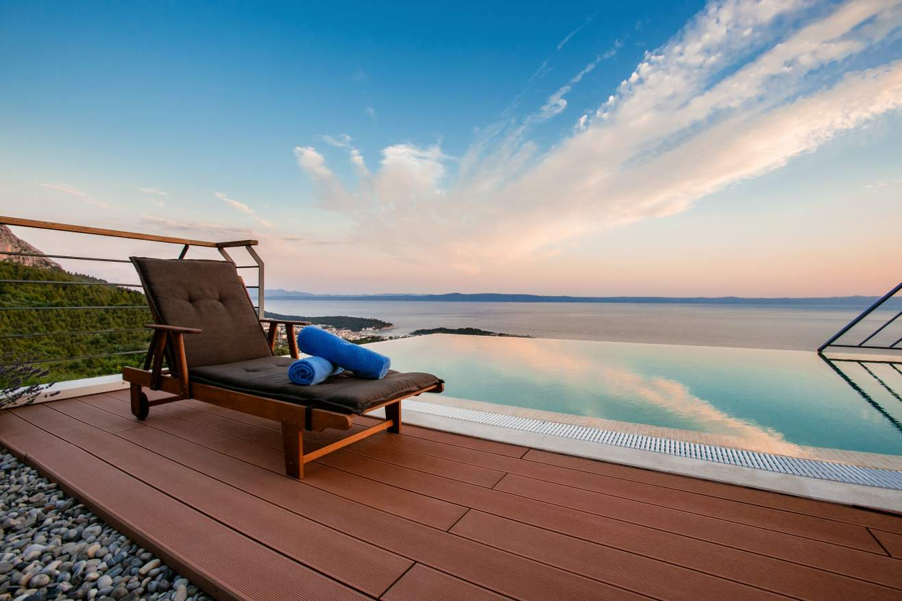 Luxuriöser Urlaub